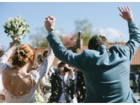 Professional Wedding Photography - including vintage film photography!