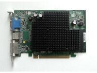 ATI Radeon X1300 - Can be seen working on PC (PCie, Graphics Card, Desktop PC, Computer, Apple, Mac)