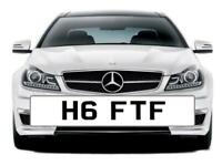 H6 FTF. Private registration for sale