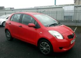 2007 Toyota yaris 1.0 litre very cheap to run and insurance brilliant drives Bargain price