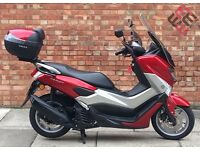 Nmax 125, Only 3400 miles, Lots of extras! (16 REG)