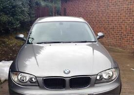 Bmw 1 series 116i breaking