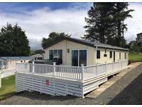 Used Lodge/Static Caravan For Sale in Borth, Mid Wales, West Wales, Sea Views, 12 Month Season