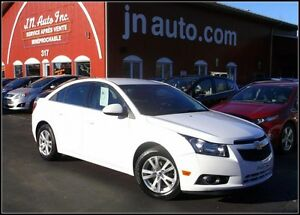 2012 Chevrolet Cruze LT 1.4 Turbo