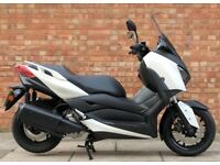 Yamaha XMAX-300, As New, Sporty and dynamic, Only 50 miles!