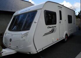 2011 Swift Charisma 550 4 berth