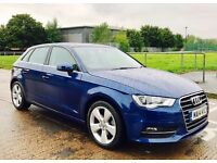 ★FINANCE AVAILABLE★🌟★2014 AUDI A3 1.6 TDI SPORT DIESEL★FULL SERVICE HISTORY ★HPI CLEAR★KWIKI AUTOS★