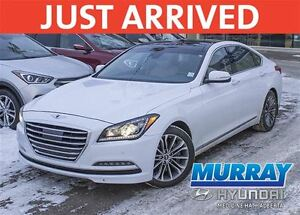 2015 Hyundai Genesis 3.8 AWD | Leather | Bluetooth | Sirius XM