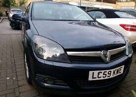 2009 Vauxhall Astra 1.8 VVT Design 3dr Auto 50,000 Mileage