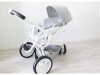 Quinny moodd travel system GREY