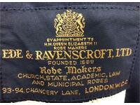 Ministerial robes.