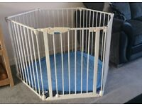 Lindam Safety Baby/Child Playpen