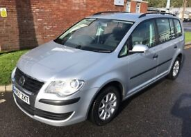 Vw touran 1.9 tdi 7-seater