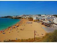 Sunny Winter in the Algarve