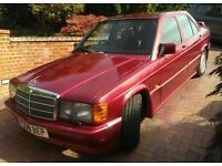 Mercedes 190 2.5 cosworth