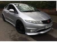 * Honda Civic Type R GT FN2 / 95k / NEW MOT / BARGAIN NO TIMEWASTERS / 2008 / VXR GTI VTI *