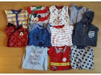 Baby bundle age first size and 0 to 3 months