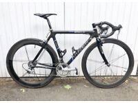 Trek 5200 Carbon Road Bike Dura Ace ROLF Black