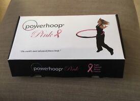 Powerhoop fitness hoola hoop limited edition