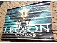 LEGION - Cinema promotional poster/banner - LARGE