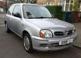 3 DOOR MICRA S AUTOMATIC ** IDEAL FIRST CAR FOR NEW DRIVER ** IN HARROW