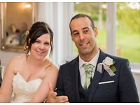 WEDDING PHOTOGRAPHER - wedding photography for just £450