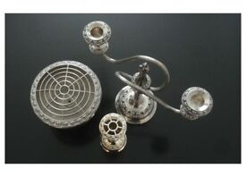 Vintage Silver Plated Items