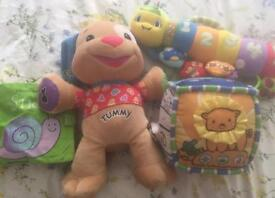 Interactive Baby Toy Bundle