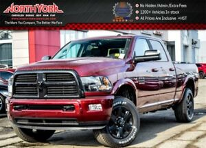 2017 Ram 2500 New Car SLT Night 4x4|Luxury,Protection Pkgs|Sunro