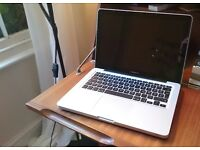 "2012 MacBook Pro 13"" only used 1,5 years - still under warranty!"