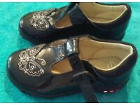Infant girl shoes from clarks