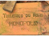 Roof tiles, Tuileries du nord - monopole