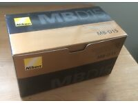 NEW Nikon MB-D15 Battery Grip for D7100/D7200