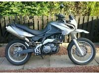 APRILIA PEGASO 650 TRAIL *EXTREMELY LOW MILEAGE* MOT SEPTEMBER 2017