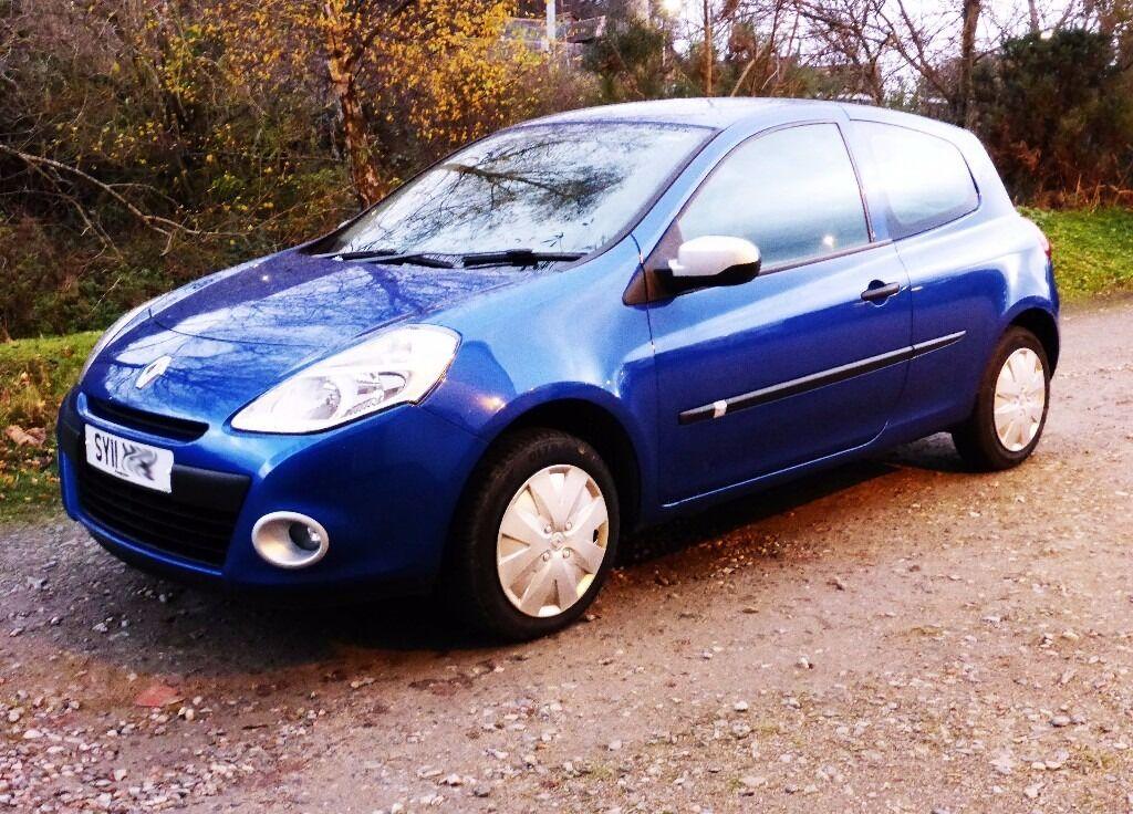 2011 Renault Clio 1.2 Bizu