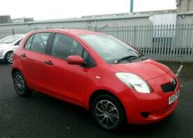 Toyota yaris 1.0 litre petrol Full mot Very cheap on insurance cheap and Bargain price