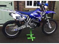 Yz 250 2007 motocross mx bike mint condition