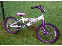"""20"""" Girls Booda Bike"""