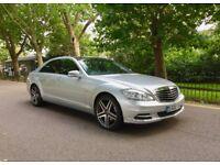 2010 Mercedes-Benz S Class 3.0 S350L CDI BlueEFFICIENCY Limousine 7G-Tronic 4dr | Low Miles 71,000