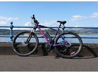 2018 Specialized Rockhopper Expert 29er BBSHD 1000W Electric mountain bike