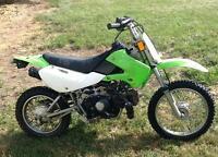 2009 Kawaski KLX 110 For Sale