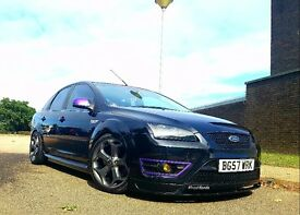 Ford focus saloon ST replica *stunning car, real head turner*
