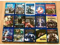 15x BluRay movies for 15£