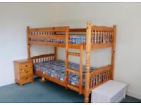 Solid Wood Bunk Beds & Bedroom Furniture, CAN DELIVER Fantastic quality furniture