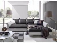 Delivery 1-3 days traditional form relaxation and comfort SUNSHINE NEW sofa corner couch settee