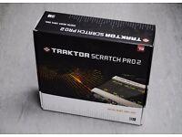 Native Instruments Traktor Scratch Pro 2 £320