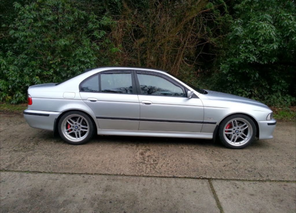 bmw e39 530d m sport in kilkeel county down gumtree. Black Bedroom Furniture Sets. Home Design Ideas