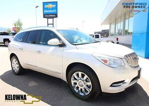 2014 Buick Enclave CXL   Leather   Sunroof   Alloys