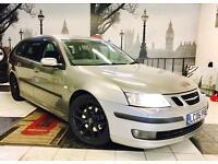 ★🎈MONDAY SALE🎈★ 2006 SAAB 9-3 AERO TURBO 2.0 PETROL ESTATE ★ AUTOMATIC ★ 210 BHP ★ KWIKI AUTOS★