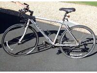 "Mens Road Bike. Marin County California - Lucas Valley. Frame 17.5"" (44cms)"